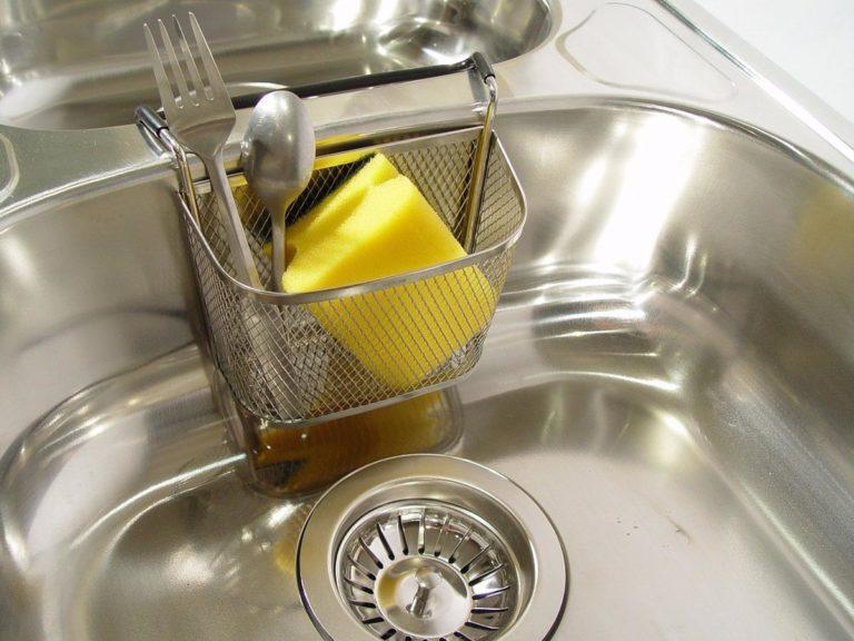 Gąbki i drapaki do mycia naczyń
