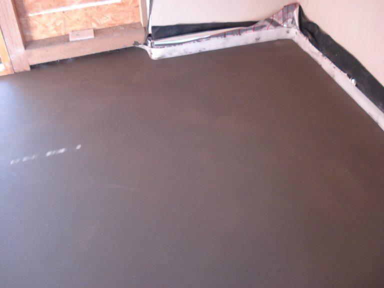 Jak podejść do wykonania wylewki, posadzki typowo betonowej?